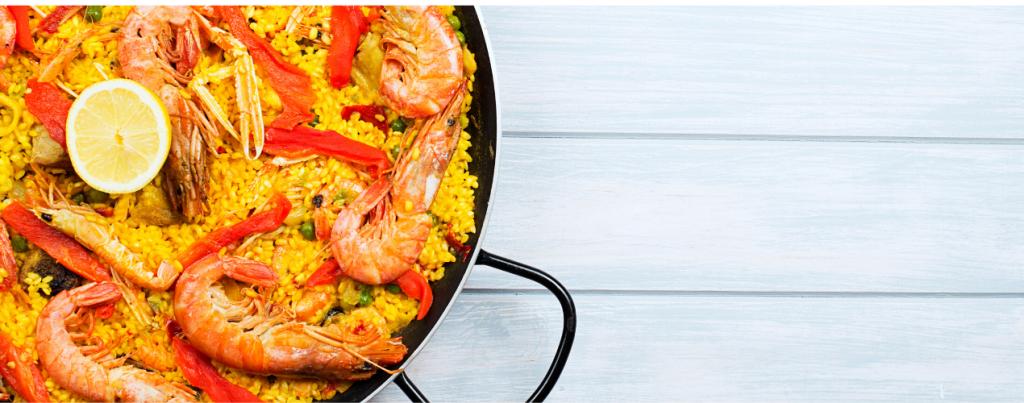 easy paella koken