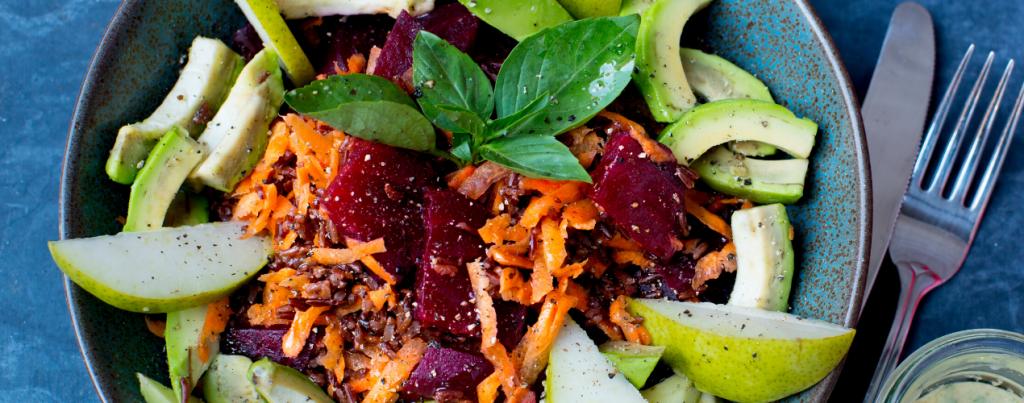 Geitenkaas salade De Gouden Bock