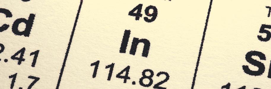 Indium druppels kopen
