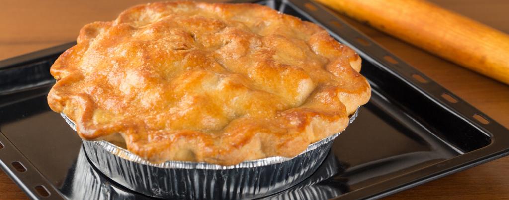 zo maak je appeltaart